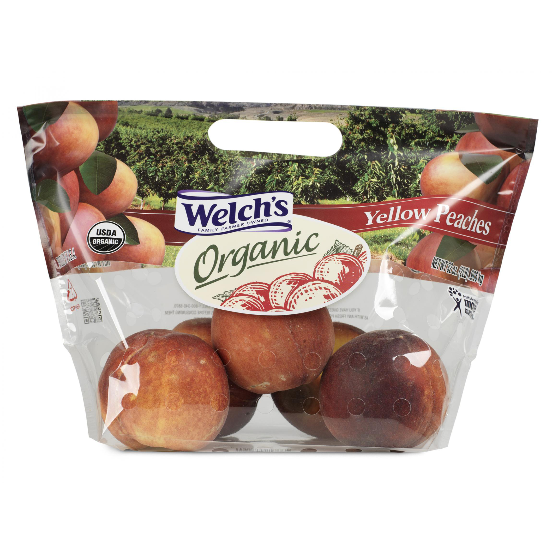 One example of packaging that Partners and Hunt produces for the Welch's brand.