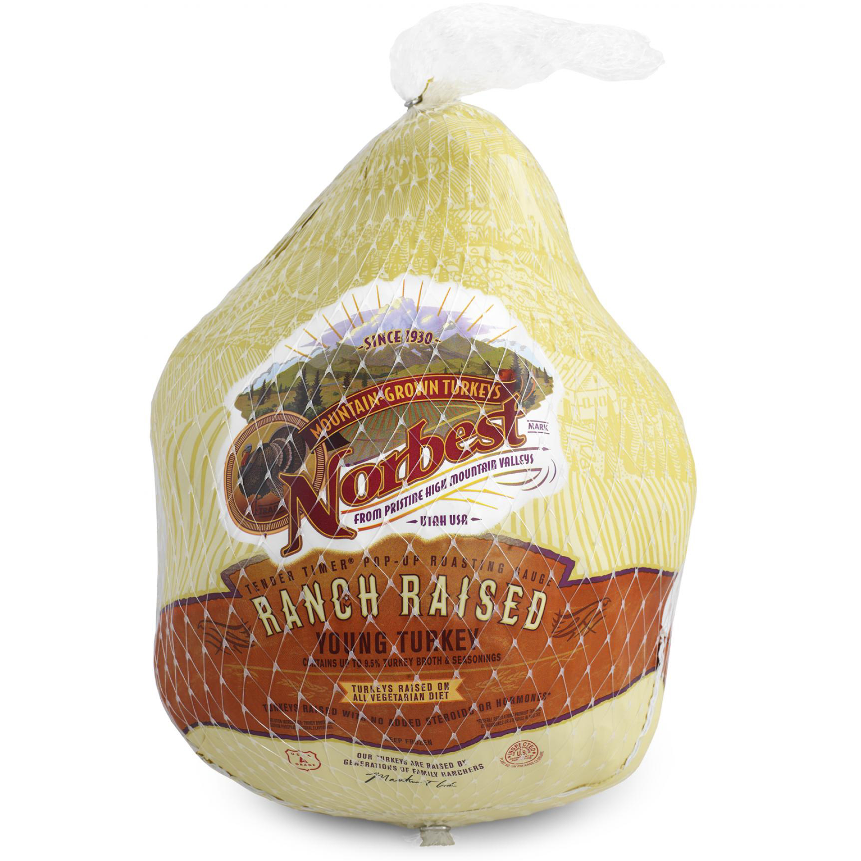 For a full-scale redesign of Norbest Turkey products, we built out line extensions across a variety of structures, including poly bags, traypack sleeves and labels for 50 SKUs.